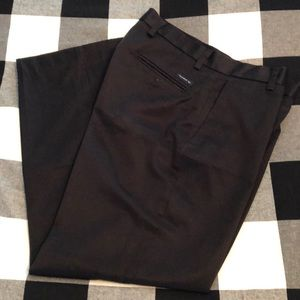 Men's Dockers black  khakis